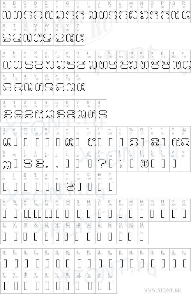 Alien Language