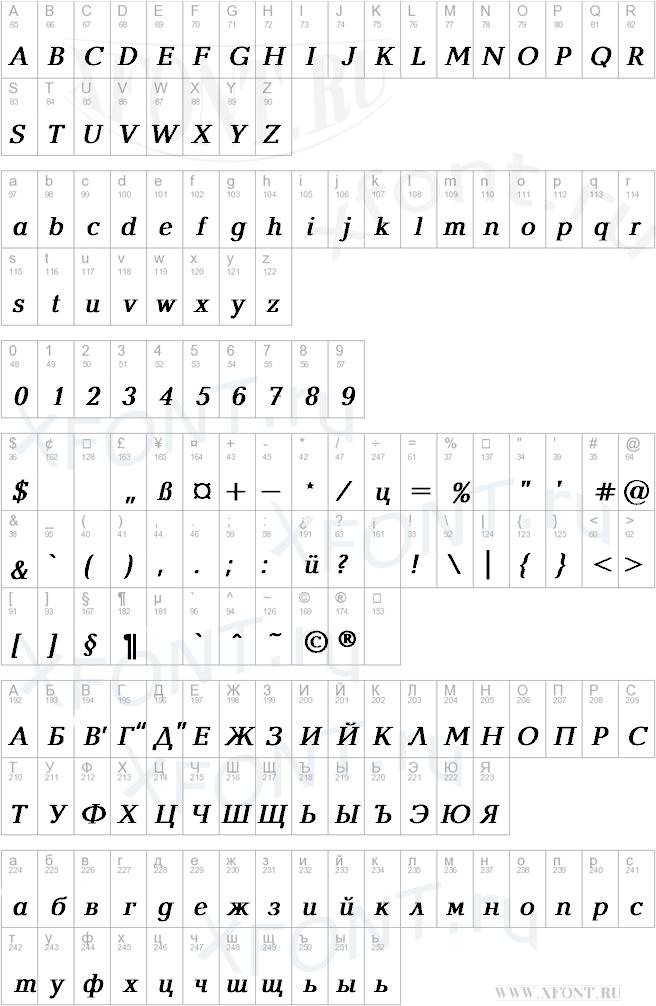 Baltica Bold Italic