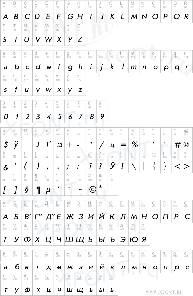 JournalSans Italic