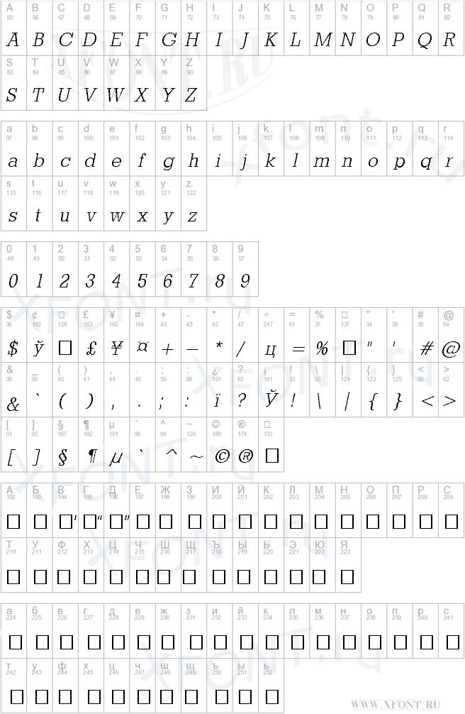 RodeoLight Italic
