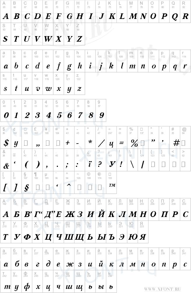 Quant Antiqua Bold Italic:001.001