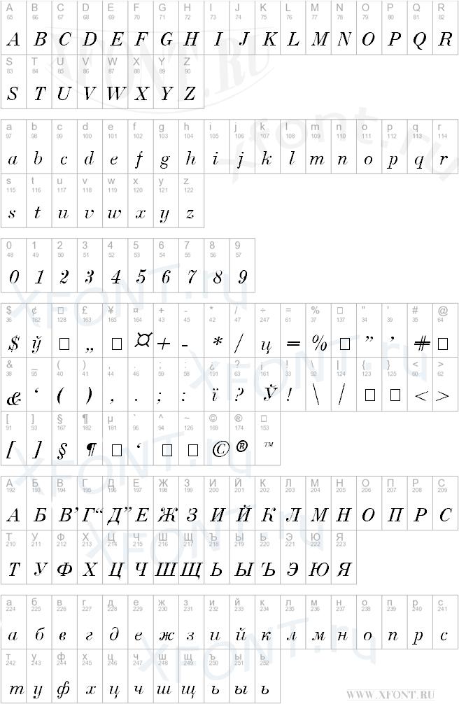 Usual New Italic