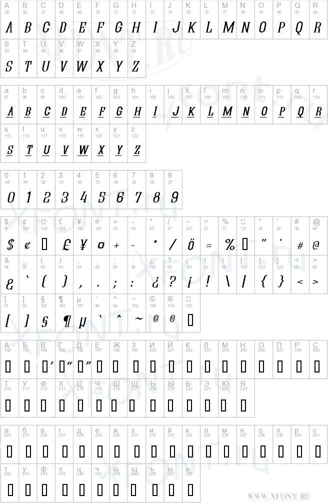 Quastic Kaps Line Italic