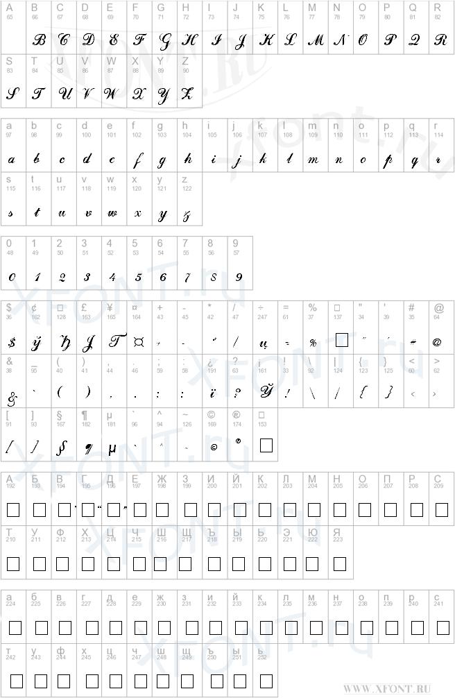 OdessaScript Regular