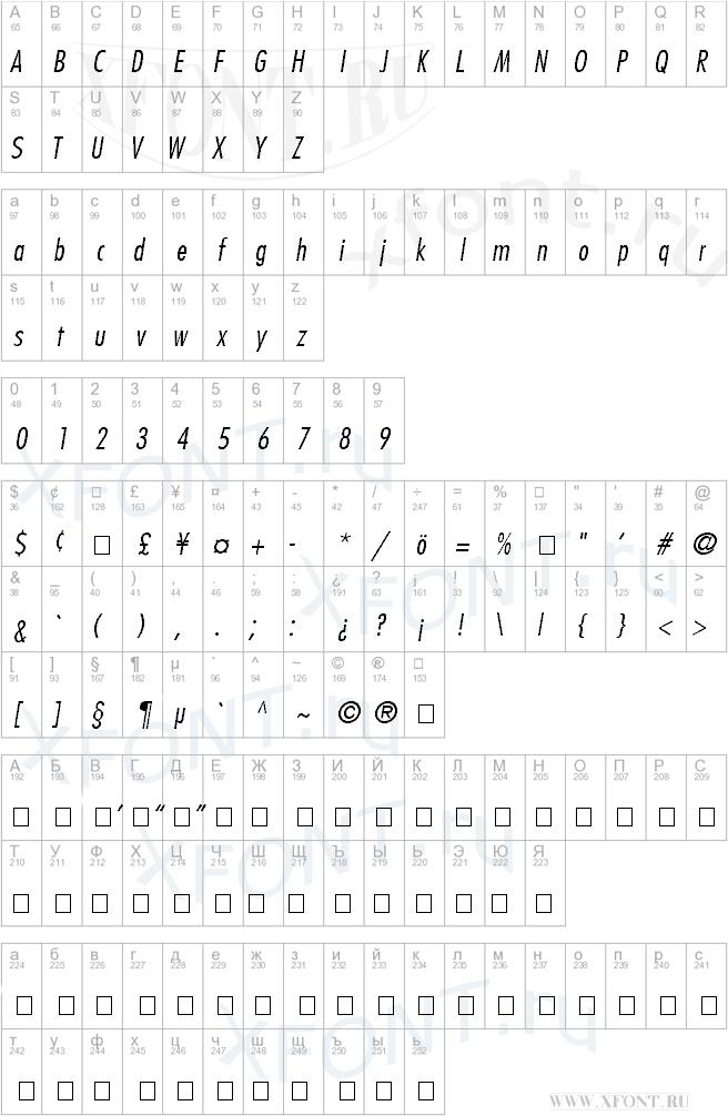 FujiyamaLight Italic