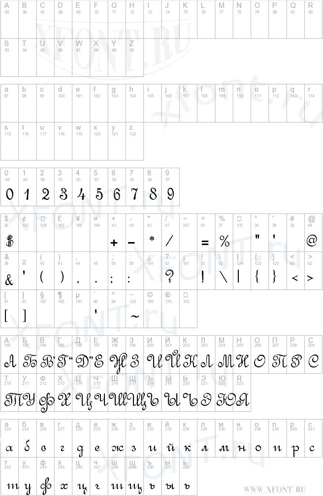 Round Script Italic