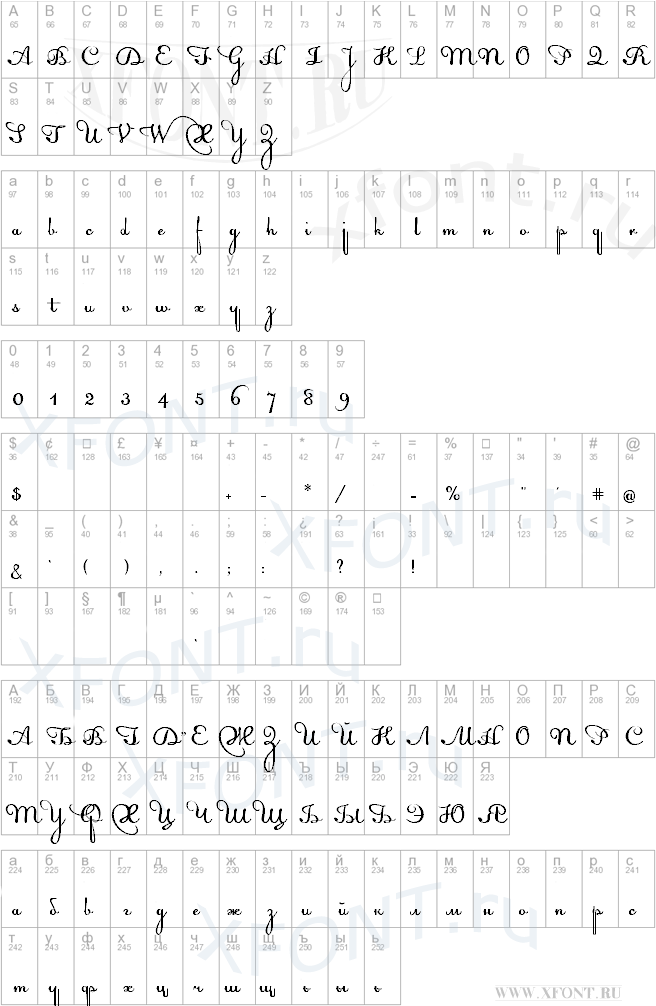 Acquest Script