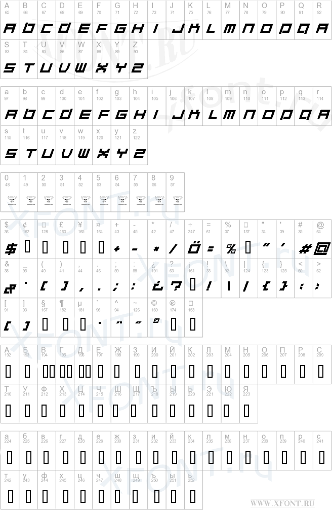 Quaaludehulk Italic