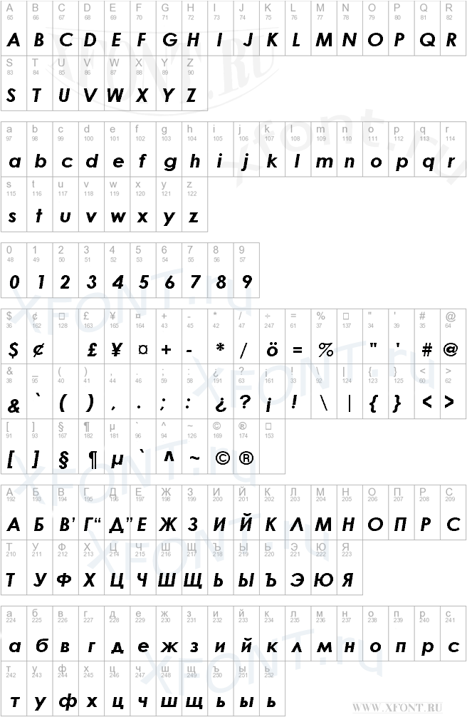 Century Gothic Bold Italic