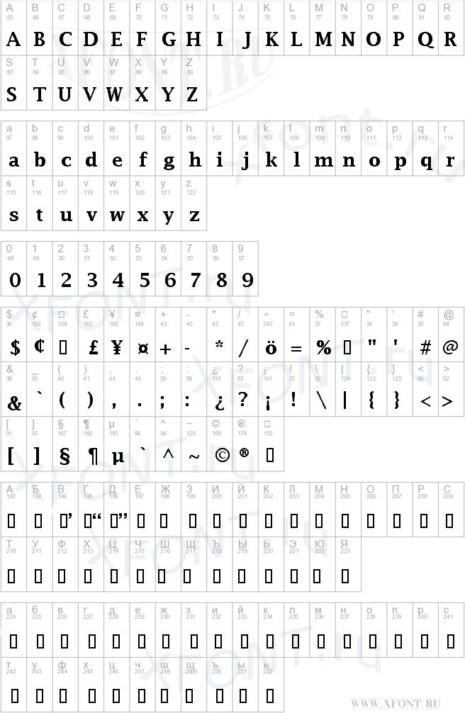 Lucida Fax Demibold
