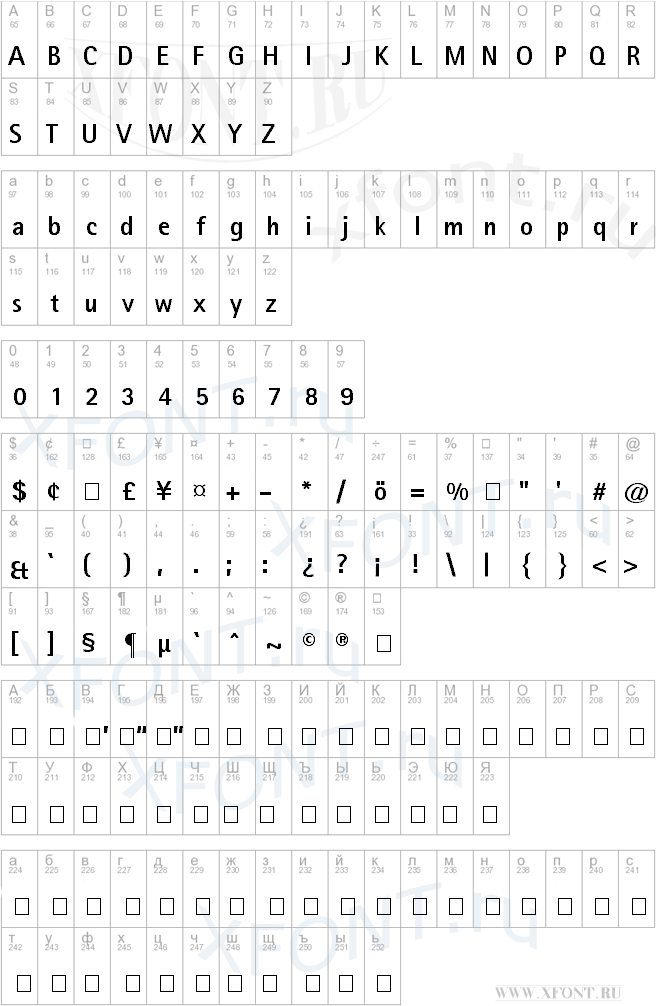 Libre Sans Serif SSi Bold